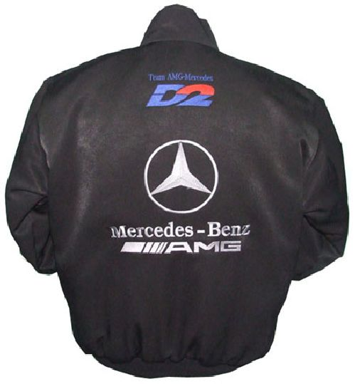 Mercedes benz amg racing jacket for Mercedes benz jacket