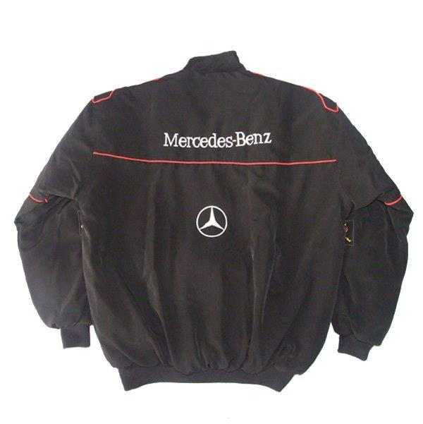 Mercedes benz schuco racing jacket for Mercedes benz jacket