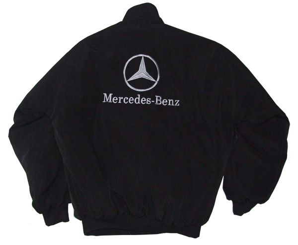 Mercedes benz vodafone johnnie walker racing jacket for Mercedes benz jacket