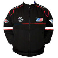 Race Car Jackets >> Race Car Jackets Bmw M Sport Racing Jacket Black And White