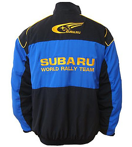 Subaru Racing Jacket World Rally Team
