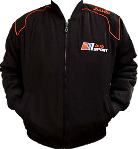 Audi Sport Racing Jacket Black