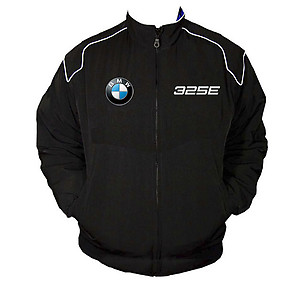 BMW 325E Racing Jacket Black