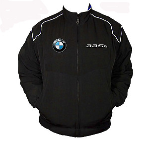 BMW 335xi Racing Jacket Black
