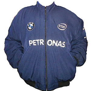 BMW Petronas Racing Jacket Dark Blue