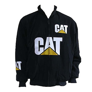 CAT Racing Jacket Black
