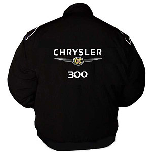 Chrysler Mopar 300 Racing Jacket Black
