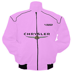 Chrysler PT Cruiser Racing Jacket Light Pink