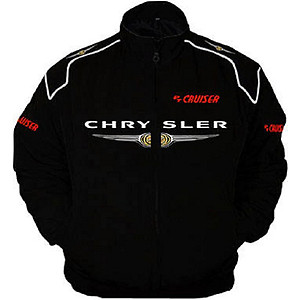 Chrysler PT Cruiser Racing Jacket Black