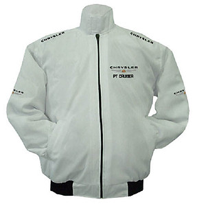 Chrysler PT Cruiser Racing Jacket White