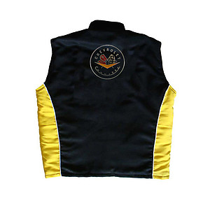 Corvette C1 Vest Black and Yellow