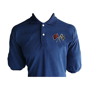 Corvette C2 Polo Shirt