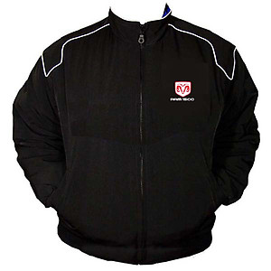 Dodge Ram 1500 Racing Jacket Black