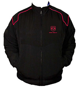 Dodge Ram Racing Jacket Black