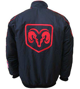 Dodge Sport Racing Jacket Black