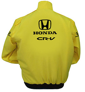 Honda CR-V Racing Jacket Yellow