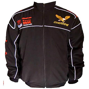 Honda Goldwing Racing Jacket Black