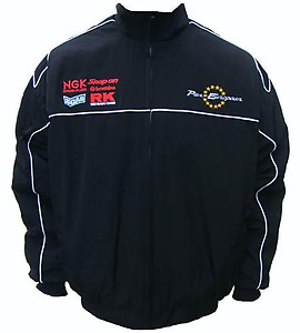 Honda Pan-European Racing Jacket Black