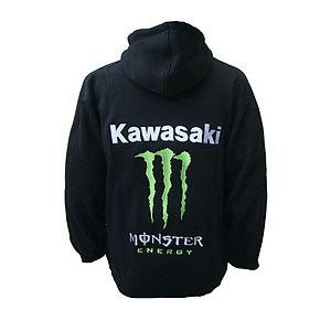 Kawasaki Monster Energy Hoodie Sweatshirt