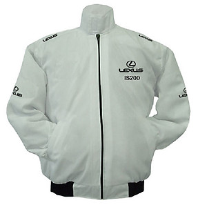 Lexus IS200 Racing Jacket White