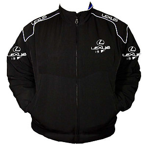 Lexus IS F Racing Jacket Black