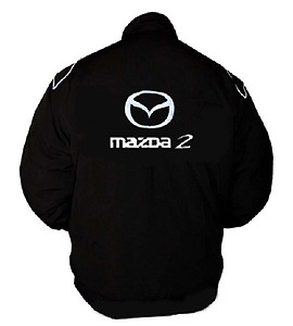 Mazda 2 Racing Jacket Black