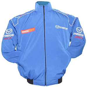 Mazda MX-5 Racing Jacket Blue