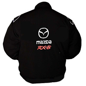 Mazda RX-8 Racing Jacket Black