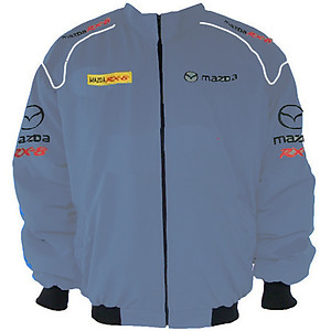 Mazda RX-8 Racing Jacket Gray