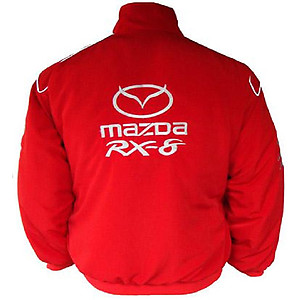 Mazda RX-8 Racing Jacket Red