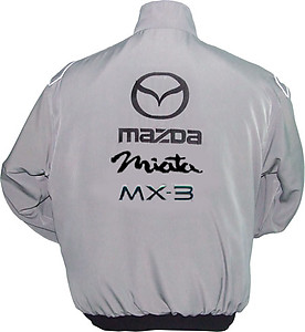 Mazda MX-3 Miata Racing Jacket