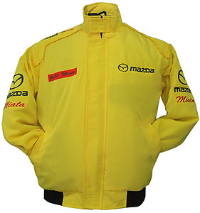 Mazda Miata Racing Jacket