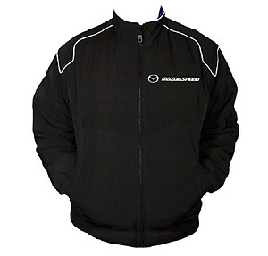 Mazdaspeed Racing Jacket Black