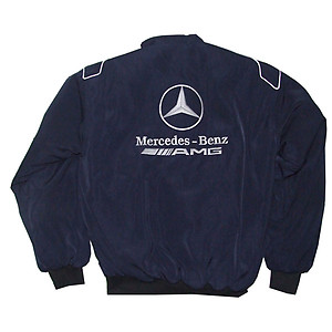 Mercedes benz motorsports jackets for Mercedes benz jacket