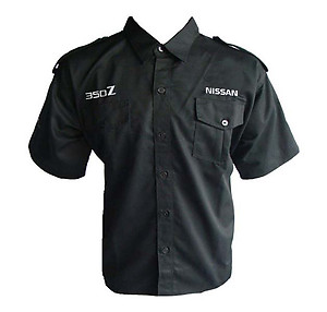 Nissan 350Z Racing Shirt Black