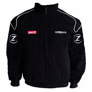 Nissan 350Z Racing Jacket