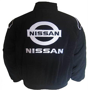 Nissan Total NGK Racing Jacket