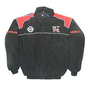 Nissan GTR R35 Racing Jacket