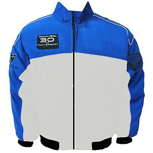 Pontiac Trans Am 30th Anniversary Racing Jacket Royal Blue and White