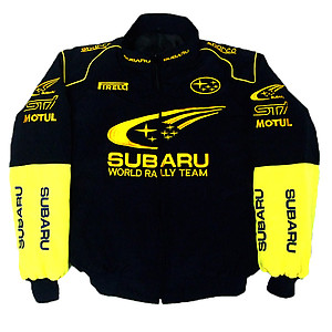 Subaru Racing Jackets