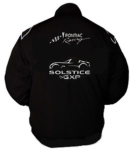 Pontiac Solstice GXP Racing Jacket Black