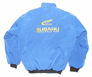 Subaru Racing Jacket Light Blue