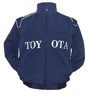 Toyota Celica Racing Jacket Blue