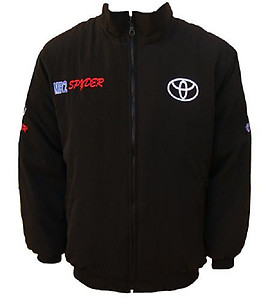 Toyota MR2 Spyder Racing Jacket Black