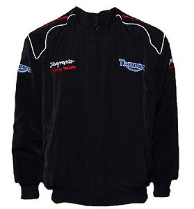 Triumph Daytona Motorcycle Jacket Black