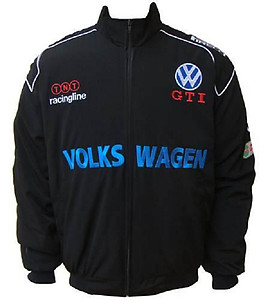 VW Volkswagen GTI TNT Racingline Racing Jacket Black