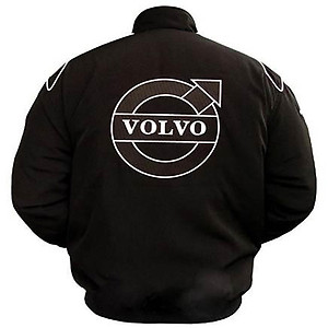 Volvo Racing Jacket Black