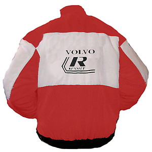 Volvo Racing Jacket Red, White