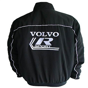 Volvo Sport BBS Racing Jacket Black