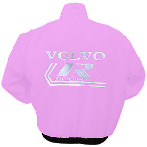Volvo Racing Jacket Pink